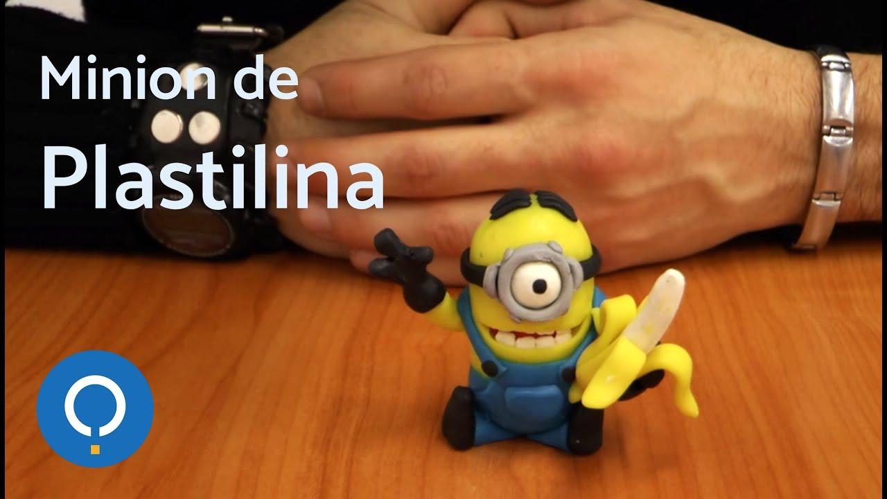 Manualidades de plastilina minion 1 3 youtube - Ver como hacer manualidades ...