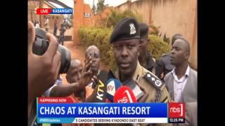 Kyadondo East: Chaos at Kasangati Resort over Allegations of Rigging