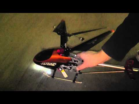Double Horse RC Remote Control Helicopter (DH 9053) (#261-166)