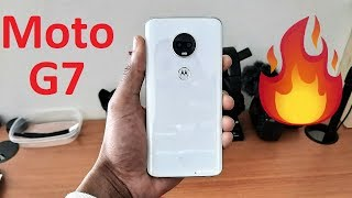Motorola Moto G7 Review - Better Than Moto G6?