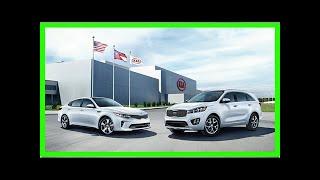 Breaking News | Kia and Hyundai to recall 1.1-million US cars