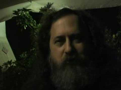 Richard Stallman - Stop DRM
