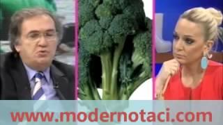 Prof İbrahim Adnan Saracoglu Saba 119 Brokoli, Prostat, Hormon Dengesi, Kansere Karşı
