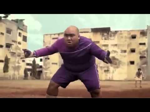 Iklan AXIS  versi HAP si Jago Tangkap