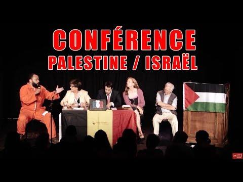 Conférence : Palestine / Israel ( Dieudonné - Laurent Louis - Marion Sigaut - Jacob Cohen)