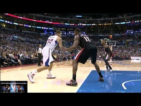 Blake Griffin Offense Highlights 2013/2014 Part 2