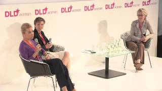 DLDwomen 2010 - Female Factor: Will to Power - Part 1 (Mei-Pochtler, de Saint-Pierre, Haller-Jorden)