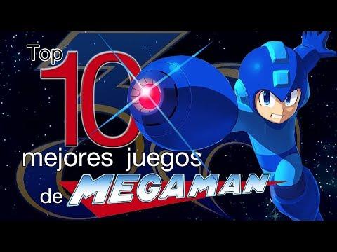 Top 10 mejores juegos de Mega Man