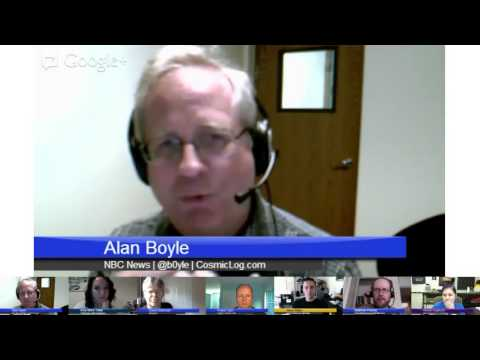 Weekly Space Hangout - 3 May 2013