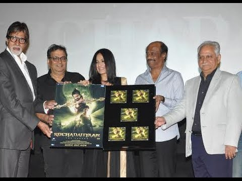 Kochadaiiyaan - The Legend | Curtain Raiser
