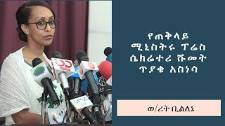 Ethiopia: Newly appointed press secretary scandal