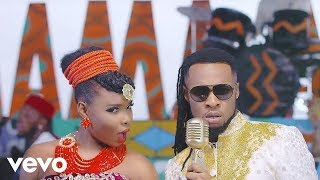 Yemi Alade - Kom Kom Music Video ft. Flavour