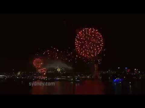 Relive the magic of the 2011 Sydney New Year's Eve fireworks on Sydney Harbour. View the official photo gallery at http://www.sydneynewyearseve.com.