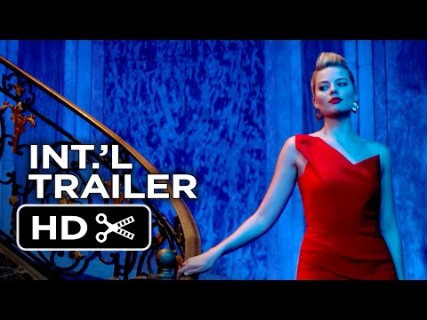 Focus Official French International Trailer #1 (2015) - Will Smith, Margot Robbie Movie HD