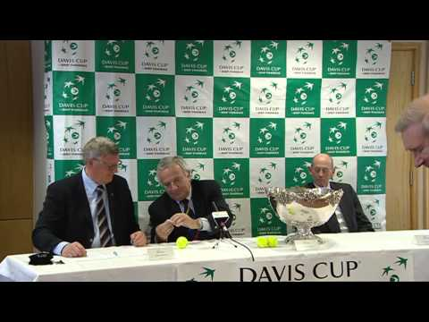 Official Davis Cup by BNP Paribas World Group play-off draw