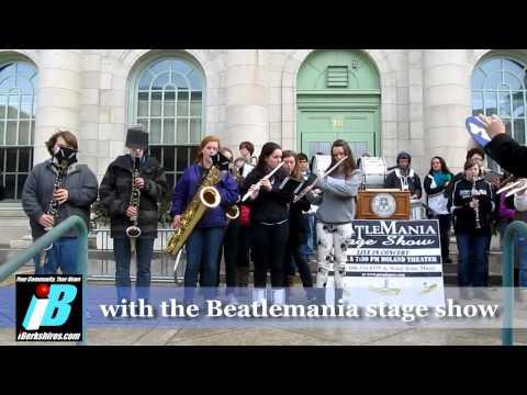Pittsfield High School Band Beatlemania
