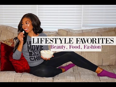 CURRENT WNTER LIFESTYLE MUST HAVES | GIFT IDEAS, FASHION, FOOD, BEAUTY