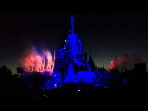 disneyland paris 2012