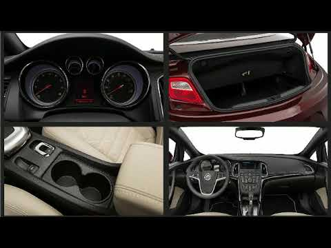 2019 Buick Cascada Video