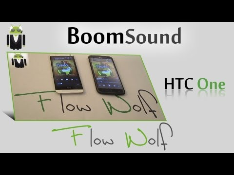 HTC One - BoomSound vs HTC One X