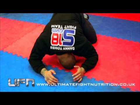 Basic neck training for MMA, Boxing and Grappling Image 1