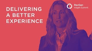 Delivering a better experience | Tiffani Bova, Customer Growth & Innovation Evangelist, Salesforce