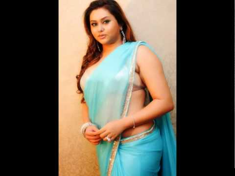 Namitha Kapoor Hot In Saree