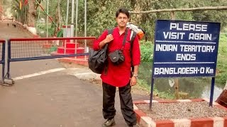 How to cross India-Bangladesh border from Akhaura / Agartala