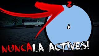 """Nunca ACTIVES La """"Z"""" del Mapa de GTA SAN ANDREAS!! (OCURRE ESTO) Creepypasta LQ 2019"""