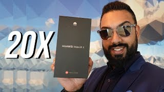Huawei Mate 20 X: UNBOXING and FIRST LOOK in Dubai !!!