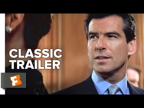 The Thomas Crown Affair Official Trailer #1 - Pierce Brosnan, Rene Russo Movie (1999) HD