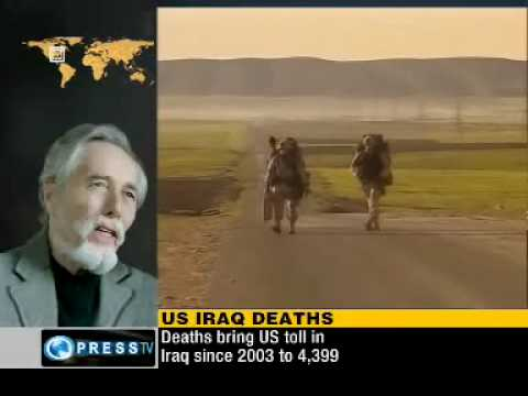 Oil, Iraq and US soldier deaths