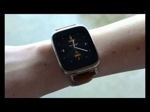 Asus ZenWatch review   a sophisticated looking Android smartwatch