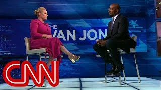 Van Jones asks Meghan McCain about father