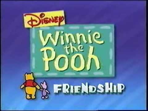 Pooh Vhs 1997 1997 Vhs