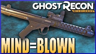 The MOST POWERFUL SMG in Ghost Recon Wildlands
