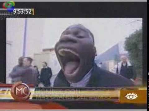 Entró a los récords Guinness por tener la boca más grande del mundo en HD