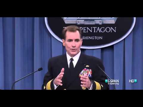 Defense Dept Struggles To Explain If U.S. Winning Against ISIS