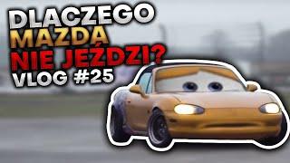 Dlaczego Mazda nie jeździ? - vlog #36