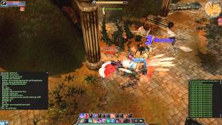 Cabal Online Berderk Faello 1SP Solo (Warrior)