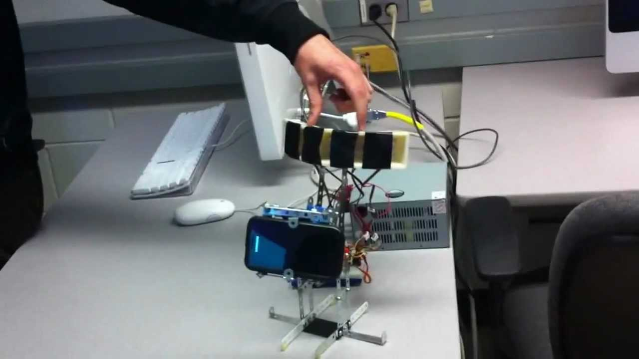 Motion Tracking With Pir Sensors Youtube