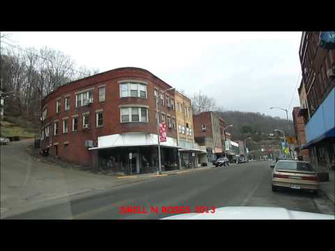 Tour of Downtown Appalachia. Virginia