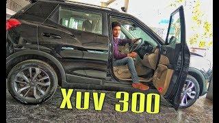2019 Mahindra Xuv 300  All-new Mahindra XUV300 Diesel : All the takeaway you need :PowerDrift Xuv300