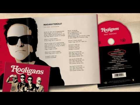 Hooligans - Magányterület  (Official Audio)