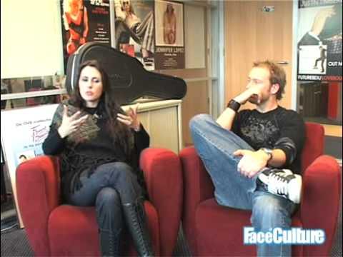 Within Temptation interview - Sharon den Adel en Ruud Jolie (deel 1)