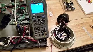 CCTV Camera Repair and Pelco PMCL LCD Monitor Electronics repair
