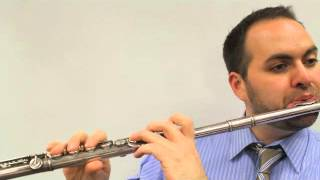 """How to Play """"Roar"""" by Katy Perry on the Flute"""