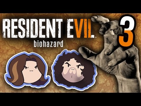 Resident Evil 7 - Biohazard VR: Creepy House! - PART 3 - Game Grumps