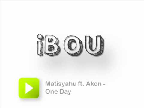 Official Music Matisyahu Ft. Akon - One Day video