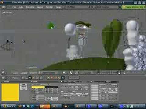 Mi dibujo en 3D Video